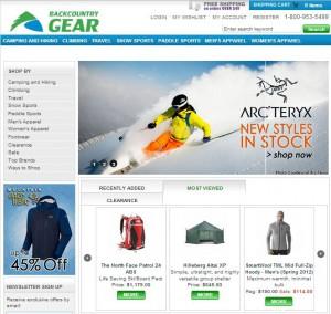 Backcountry Gear | バックカントリーギア の最新アイテムを個人輸入・海外通販