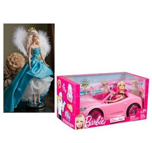Barbie Doll(計7体)