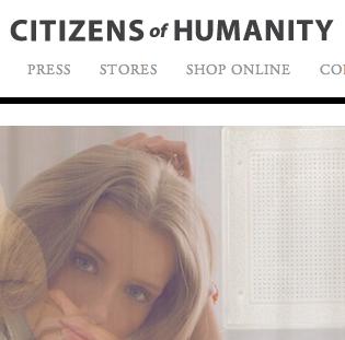 CITIZENS OF HUMANITY / シチズンズオブヒューマニティ の最新アイテムを個人輸入・海外通販