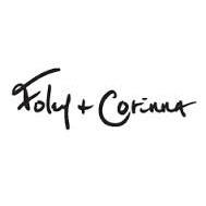 Foley+Corina / フォリーコリーナ の最新アイテムを個人輸入・海外通販