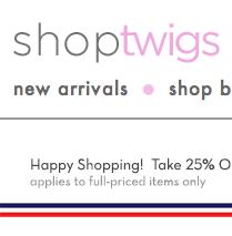 shop twig  / の最新アイテムを個人輸入・海外通販