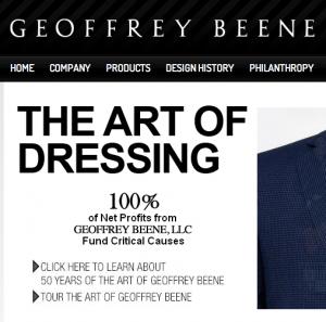 GEOFFREY BEENE / ジェフリービーン の最新アイテムを個人輸入・海外通販
