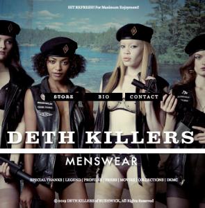 Death Killers / デスキラーズ の最新アイテムを個人輸入・海外通販