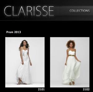 CLARISSE / クラリス の最新アイテムを個人輸入・海外通販