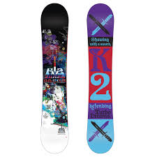 K2 Turbo Dream Snowboard size 156 / Salomon Lark 156cm Snowboard