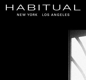 HABITUAL / ハビチュアル の最新アイテムを個人輸入・海外通販