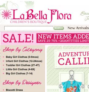 La Bella Flora /  の最新アイテムを個人輸入・海外通販