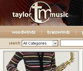 Taylor Music / テイラーミュージック の最新アイテムを個人輸入・海外通販