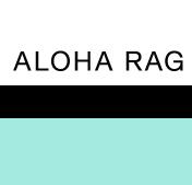ALOHA RAG / アロハラグ の最新アイテムを個人輸入・海外通販