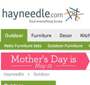 hayneedle.com|ヘイニードル ドット コムの最新アイテムを個人輸入・海外通販