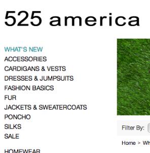 525america |  の最新アイテムを個人輸入・海外通販