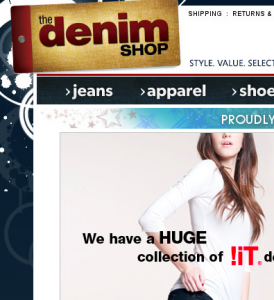 the denim shop / ザ・デニムショップ の最新アイテムを個人輸入・海外通販