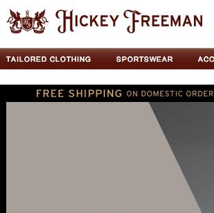 HICKEY FREEMAN|ヒッキーフリーマンの最新アイテムを個人輸入・海外通販