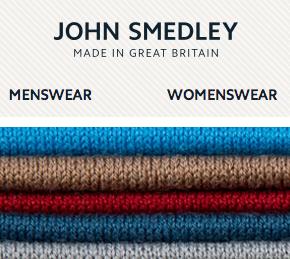 JOHN SMEDLEY / ジョンスメドレー  の最新アイテムを個人輸入・海外通販