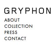 Gryphon New York  | の最新アイテムを個人輸入・海外通販