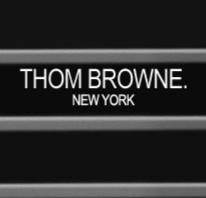 THOM BROWNE. NEW YORK / トムブラウンニューヨーク の最新アイテムを個人輸入・海外通販