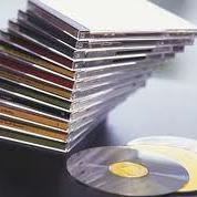 音楽CDアルバムサイズ
