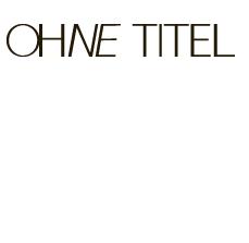 OHNE TITEL / オーネ ティテルの最新アイテムを個人輸入・海外通販