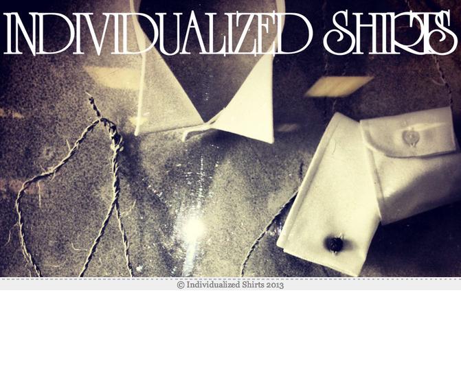 INDIVIDUALIZED SHIRTS / インディビジュアライズド シャツ