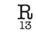 R13 / アールサーティーンの最新アイテムを個人輸入・海外通販