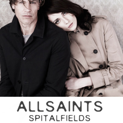 All saints/オールセインツの最新アイテムを個人輸入・海外通販