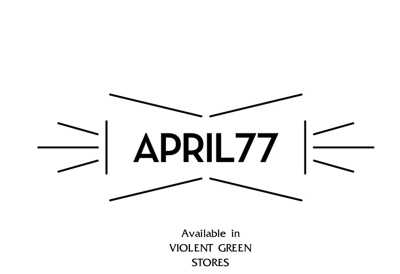 April 77 / エイプリルセブンティセブン の最新アイテムを個人輸入・海外通販