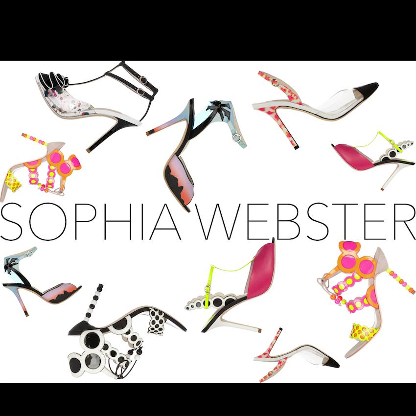 SOPHIA WEBSTER/ソフィアウェブスターの最新アイテムを個人輸入・海外通販