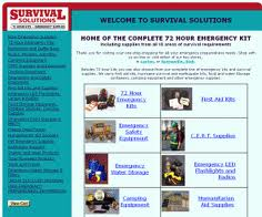 Survival Solutions | の最新アイテムを個人輸入・海外通販