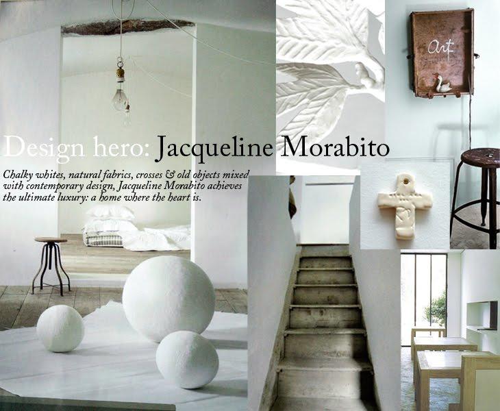 JACQUELINE MORABITO / ジャクリーヌモラビト