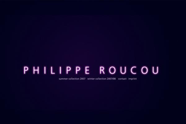 PHILIPPE ROUCOU/フィリップ・ルクーの最新アイテムを個人輸入・海外通販