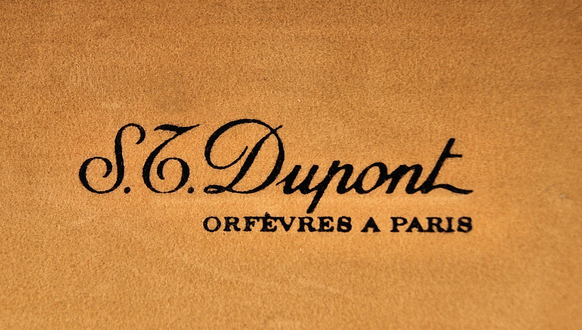 S.T.DUPONT / エス・テー・デュポン の最新アイテムを個人輸入・海外通販
