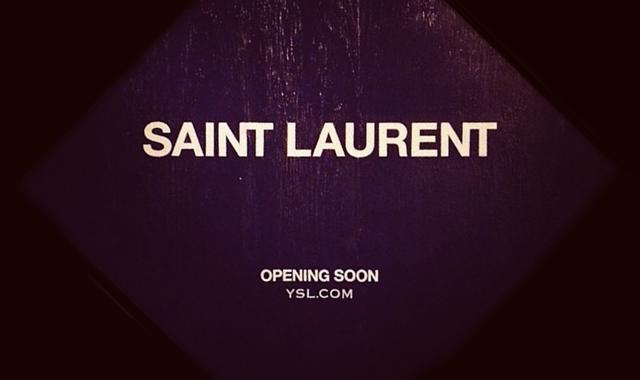 SAINT LAURENT / サンローラン の最新アイテムを個人輸入・海外通販