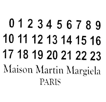 MAISON MARTIN MARGIELA / メゾン マルタン マルジェラの最新アイテムを個人輸入・海外通販