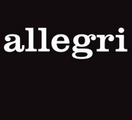 allegri / アレグリの最新アイテムを個人輸入・海外通販