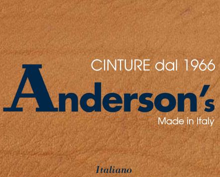 Anderson's / アンダーソンズの最新アイテムを個人輸入・海外通販