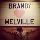 Brandy Melville / ブランディー メルビルの最新アイテムを個人輸入・海外通販