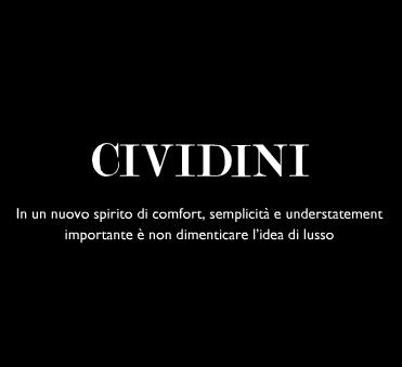 CIVIDINI / チヴィディーニの最新アイテムを個人輸入・海外通販