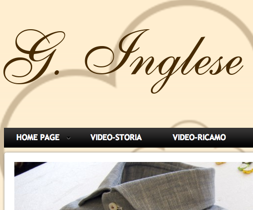G.INGLESE/ジィ・イングレーゼの最新アイテムを個人輸入・海外通販