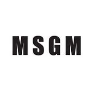 MSGM / エムエスジーエムの最新アイテムを個人輸入・海外通販