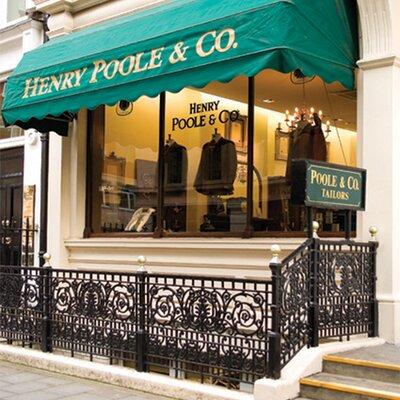 Henry Poole / ヘンリープールの最新アイテムを個人輸入