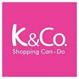 K&CO / ケー&コーの最新アイテムを個人輸入