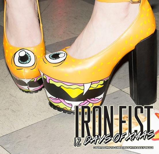 Iron Fist / アイアンフィストの最新アイテムを個人輸入
