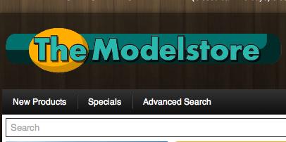 Modelstore / モデルストアの最新アイテムを個人輸入