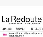 LA Redoute / ラ・ルドゥートの最新アイテムを個人輸入